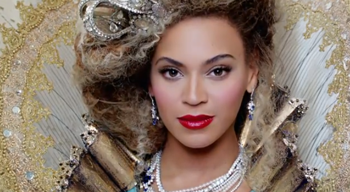 Queen Beyonce Tour 2013