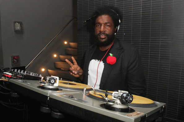 Questlove DJ